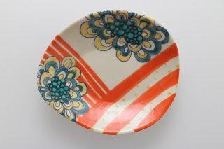 ボタニカル平鉢 (小) A