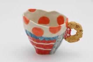 手びねり コーヒーカップ