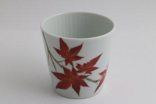 フリーカップ 紅葉