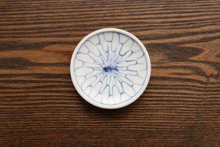 福々 丸豆皿 (さかな)