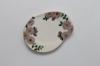 「リッピアのある庭」豆皿