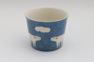 マグカップ (小・ひつじ) /釉薬変更済み