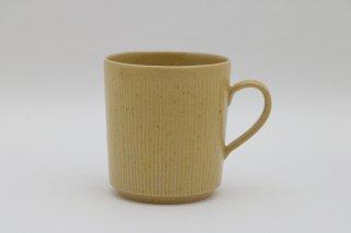 シノギ マグカップ 黄