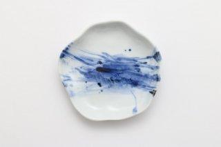 OCEAN 花型豆皿