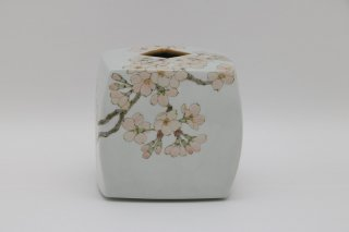 四方壷 桜