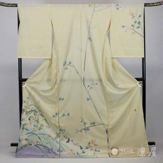 加賀友禅 訪問着 茶谷孝志「花の重奏曲」