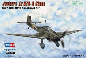 a661b36888b25 ...  ホビーボス 80286)1 72 Ju-87D-3 スツーカ ...