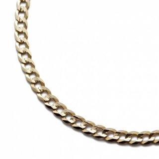 10K イエローゴールド ネックレス 46cm〜71cm