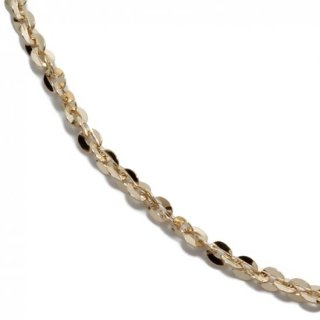 10K イエローゴールド ネックレス 45cm,50cm