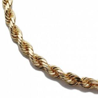 10K イエローゴールド ネックレス 51cm,61cm