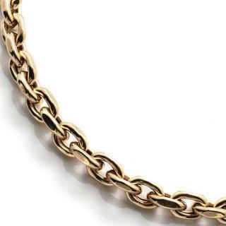 10K イエローゴールド ネックレス 57cm,62cm