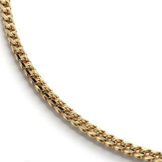 10K イエローゴールド ネックレス 46cm,51cm,61cm