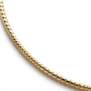 10K イエローゴールド ネックレス 40cm〜60cm SJ