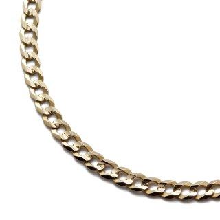 10K イエローゴールド ネックレス 41cm〜61cm
