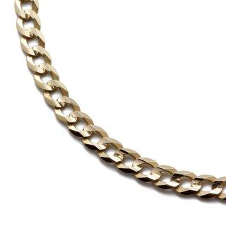 10K イエローゴールド ネックレス 51cm〜71cm