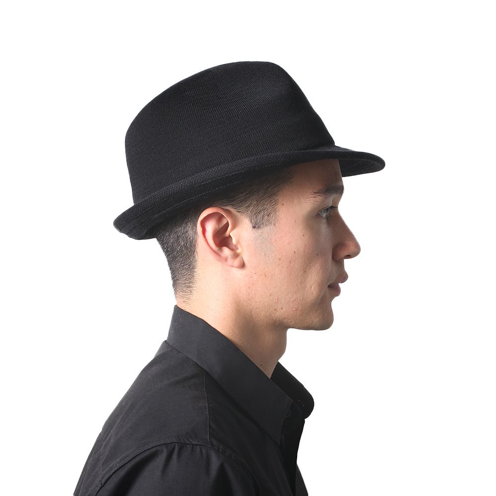 SILK KNIT TRILBY HAT 詳細画像11
