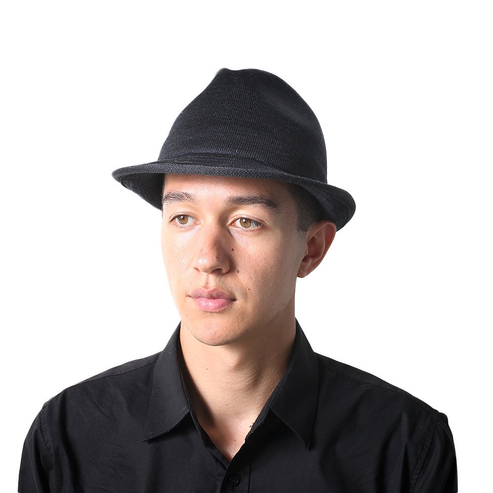 SILK KNIT TRILBY HAT 詳細画像9