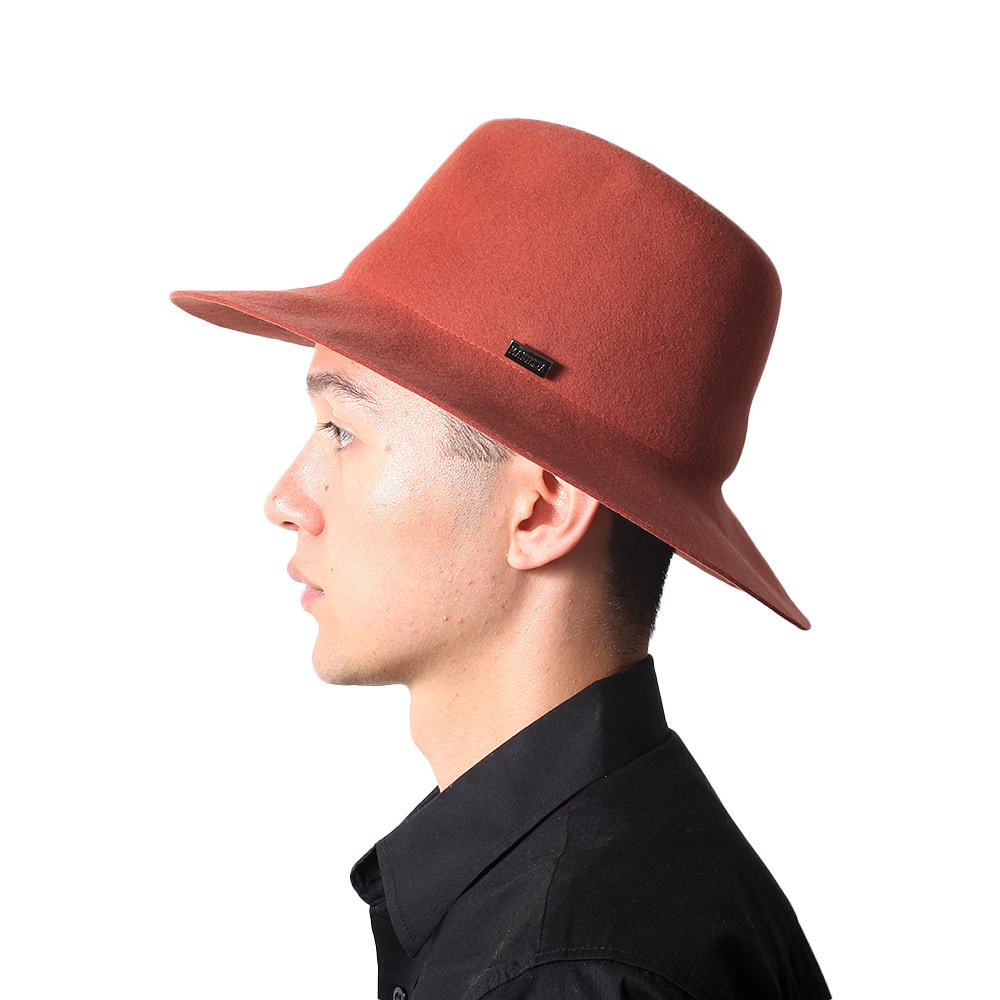 FOLDABLE FELT SOFT HAT 詳細画像16