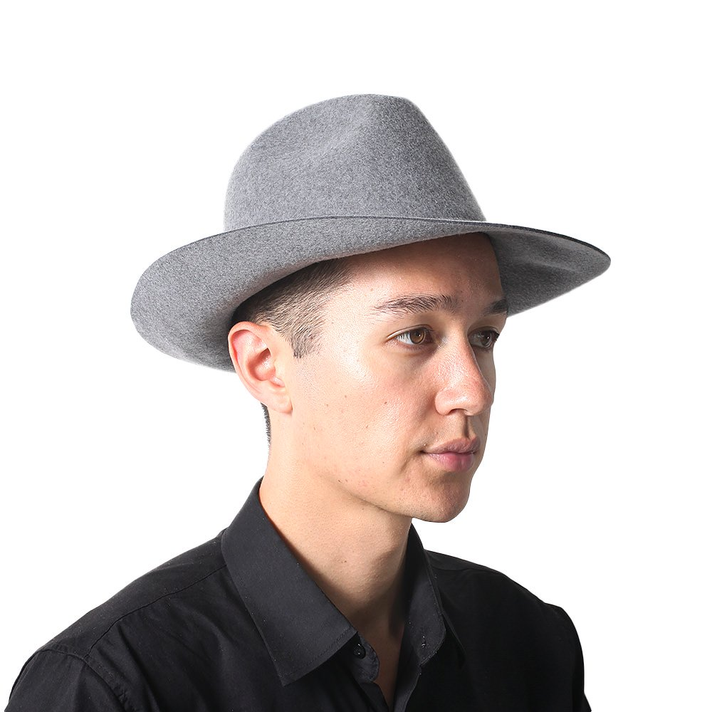 FOLDABLE FELT SOFT HAT 詳細画像17