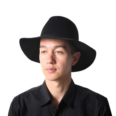 FOLDABLE FELT SOFT HAT