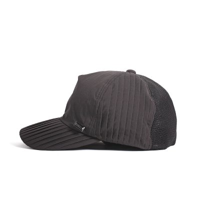 PLEATS TRUCKER CAP