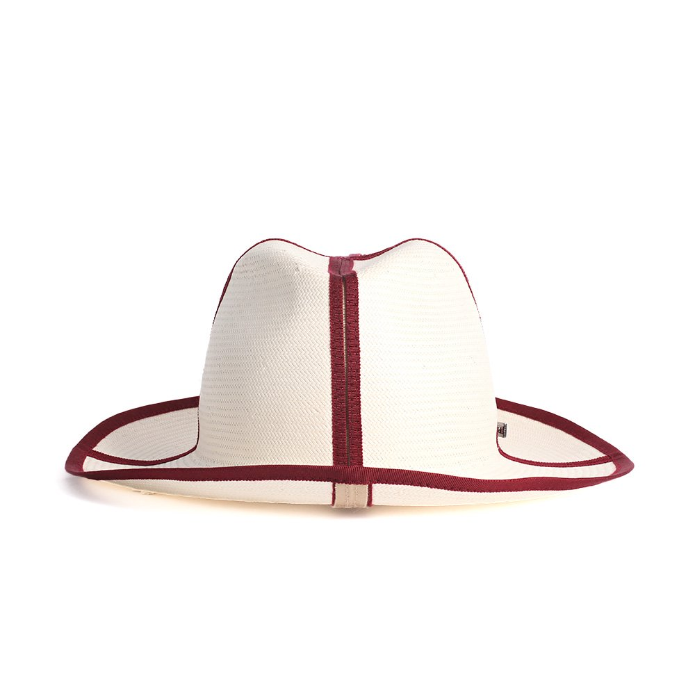 【SALE】CELL PANAMA FOLDABLE HAT 詳細画像2
