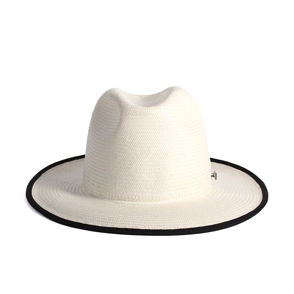 【SALE】CELL PANAMA BACK PLEATS HAT 詳細画像1
