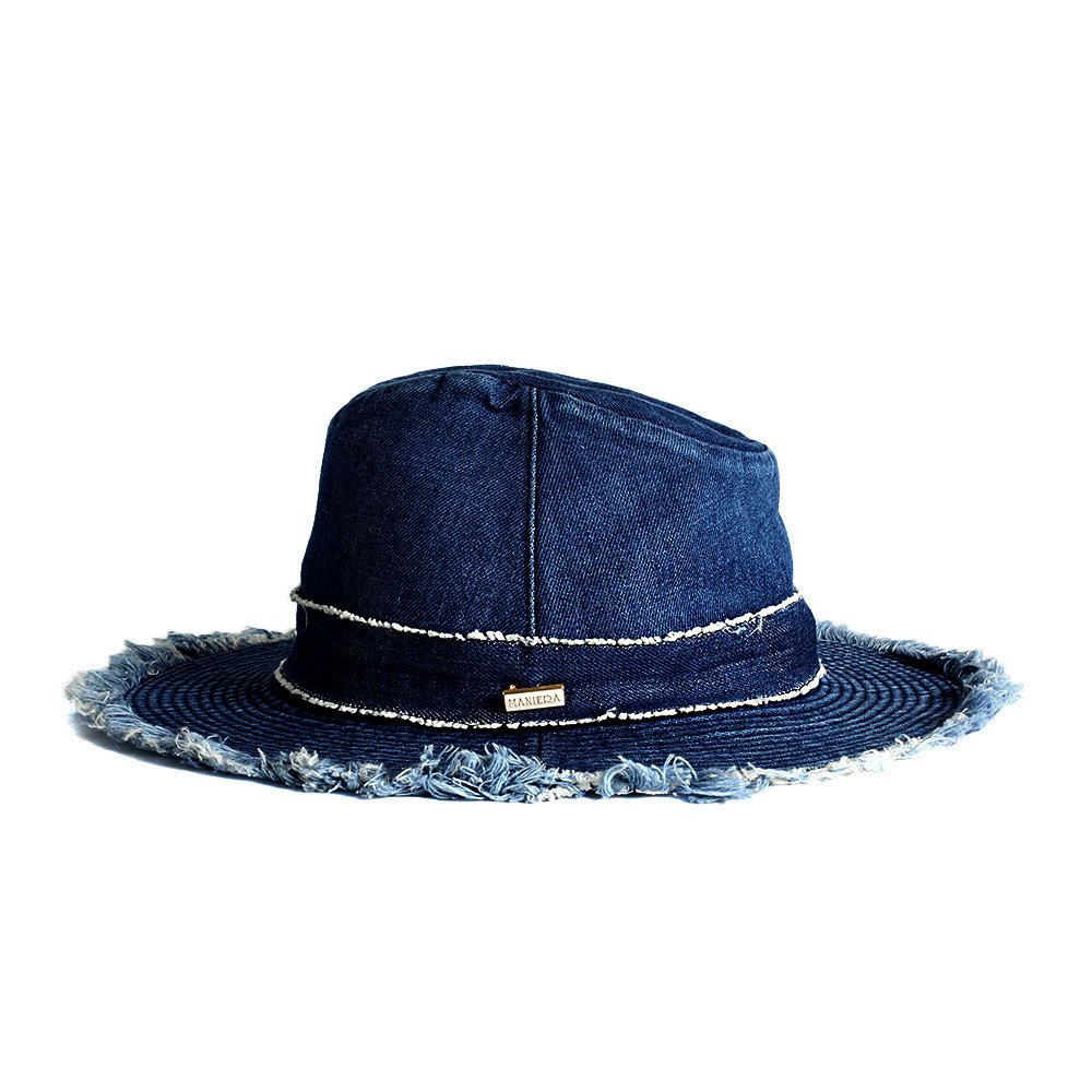 【LADY'S】DENIM HAT 詳細画像1