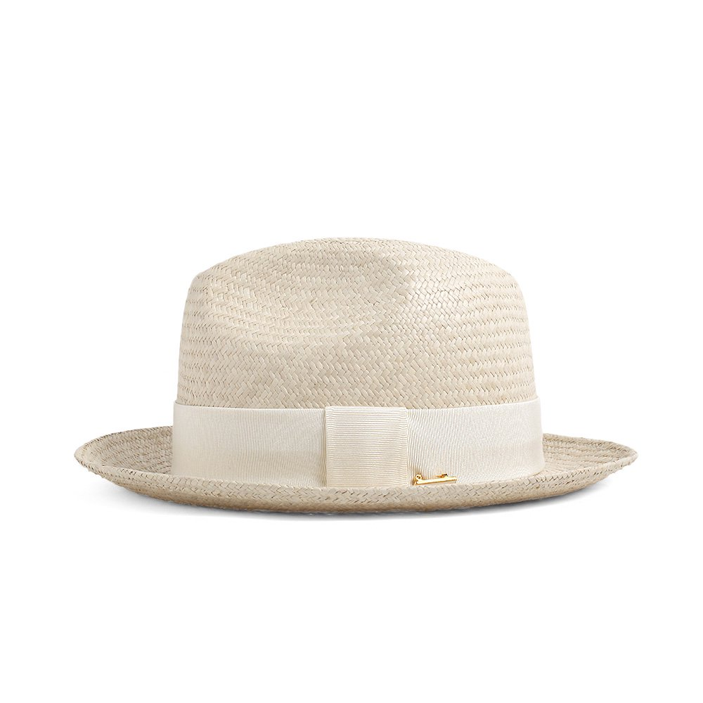 【SALE】【LADY'S】FAIN RAFFIA SAILOR HAT 詳細画像1