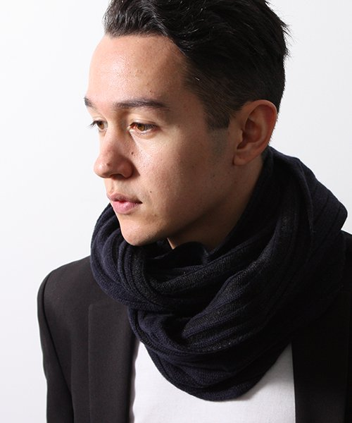 WOOL RIB TWIST SNOOD 詳細画像7