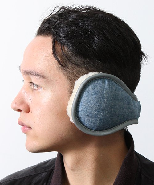 【Begin掲載】general design made × WAREHOUSE EAR MUFF