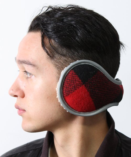 general design made × FIVE BROTHER EAR MUFF 詳細画像6