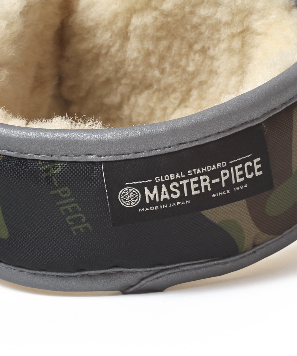 【Begin掲載】general design made × master-piece EAR MUFF 詳細画像6