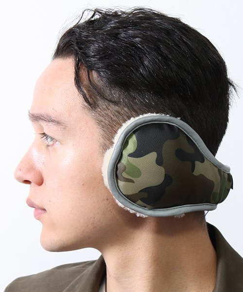 【Begin掲載】general design made × master-piece EAR MUFF 詳細画像7