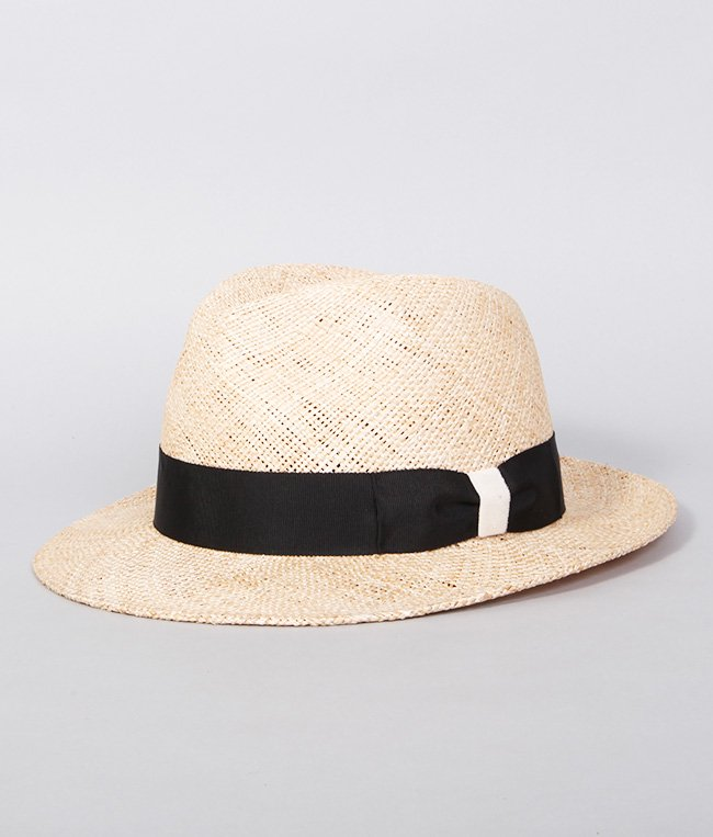 【SALE】Rohw master product BAO WIDE BRIM HAT 詳細画像1