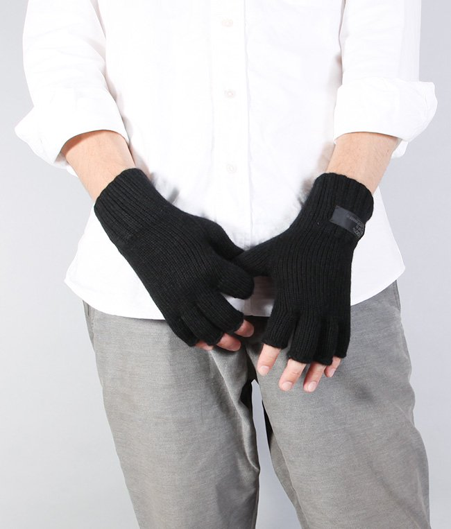 CASHMERE FINGERLESS GLOVE 詳細画像7