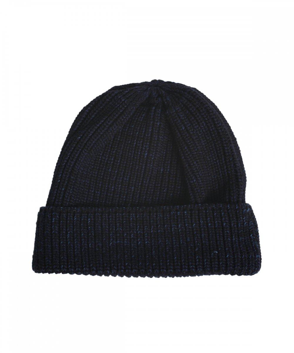 【SALE】INDIGO WOOL WATCH CAP 詳細画像1