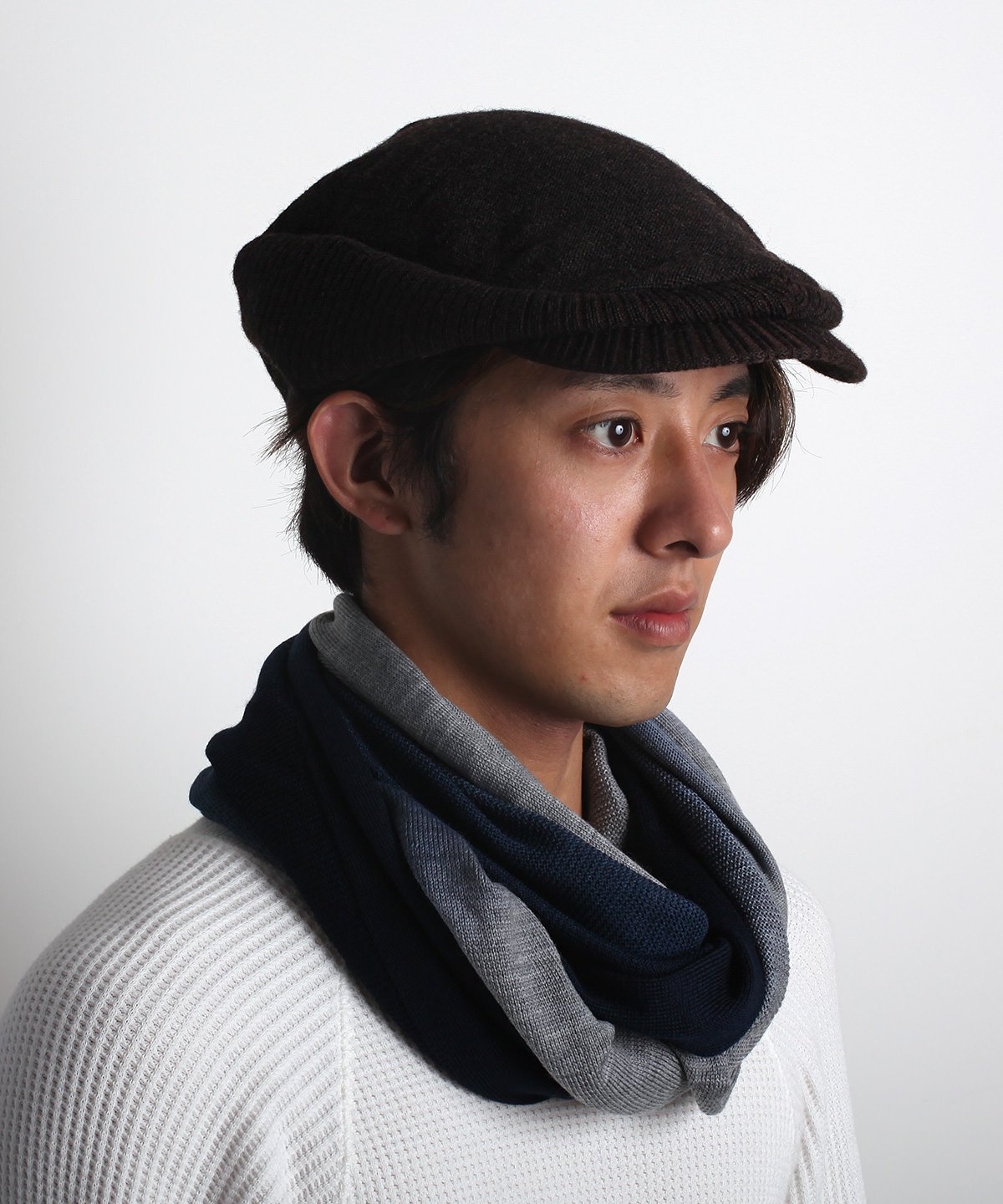 GRADATION TWIST NECKWARMER 詳細画像7