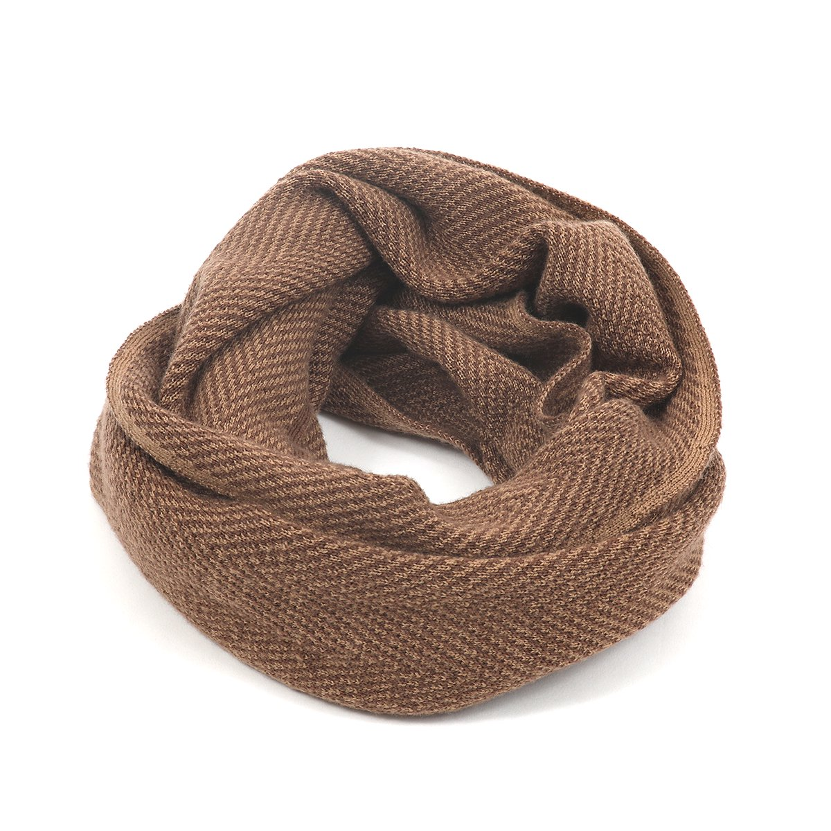 HERRINGBONE TWIST NECKWARMER 詳細画像3