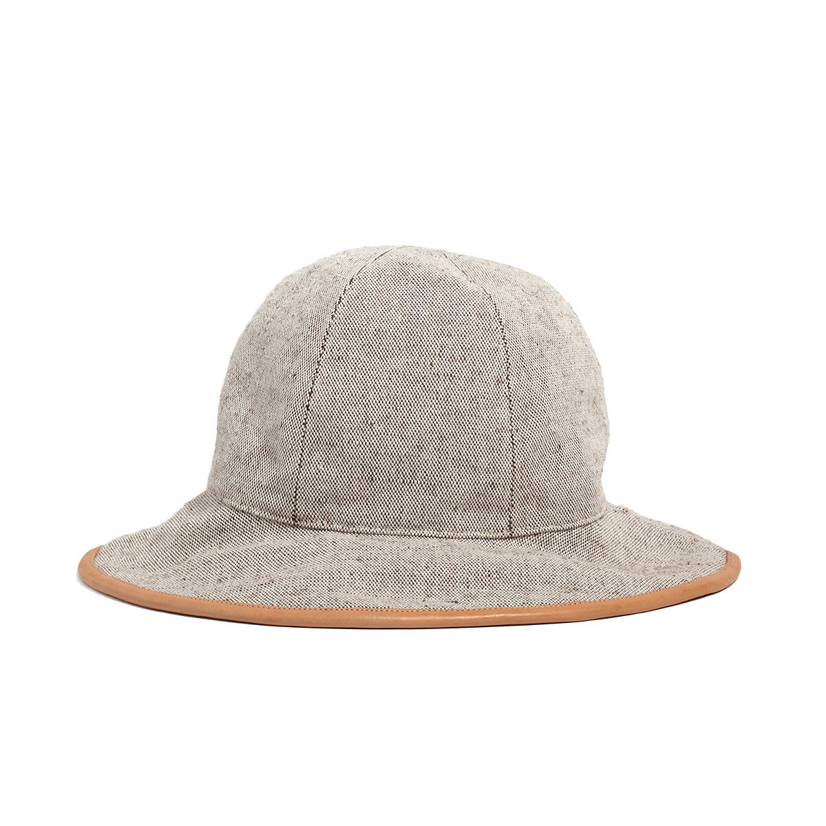 RAIN HAT WITH LEATHER PIPNG 詳細画像2