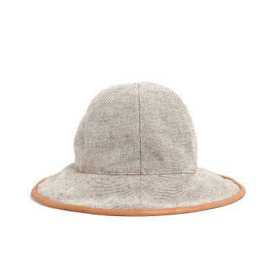 RAIN HAT WITH LEATHER PIPNG