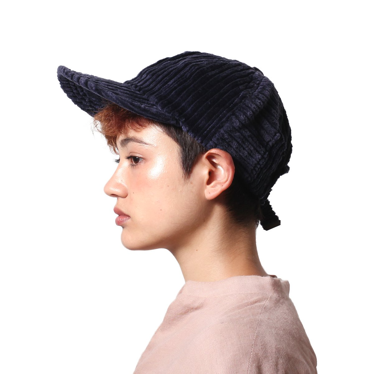 WIDE CORDUROY 8PANEL CAP 詳細画像10