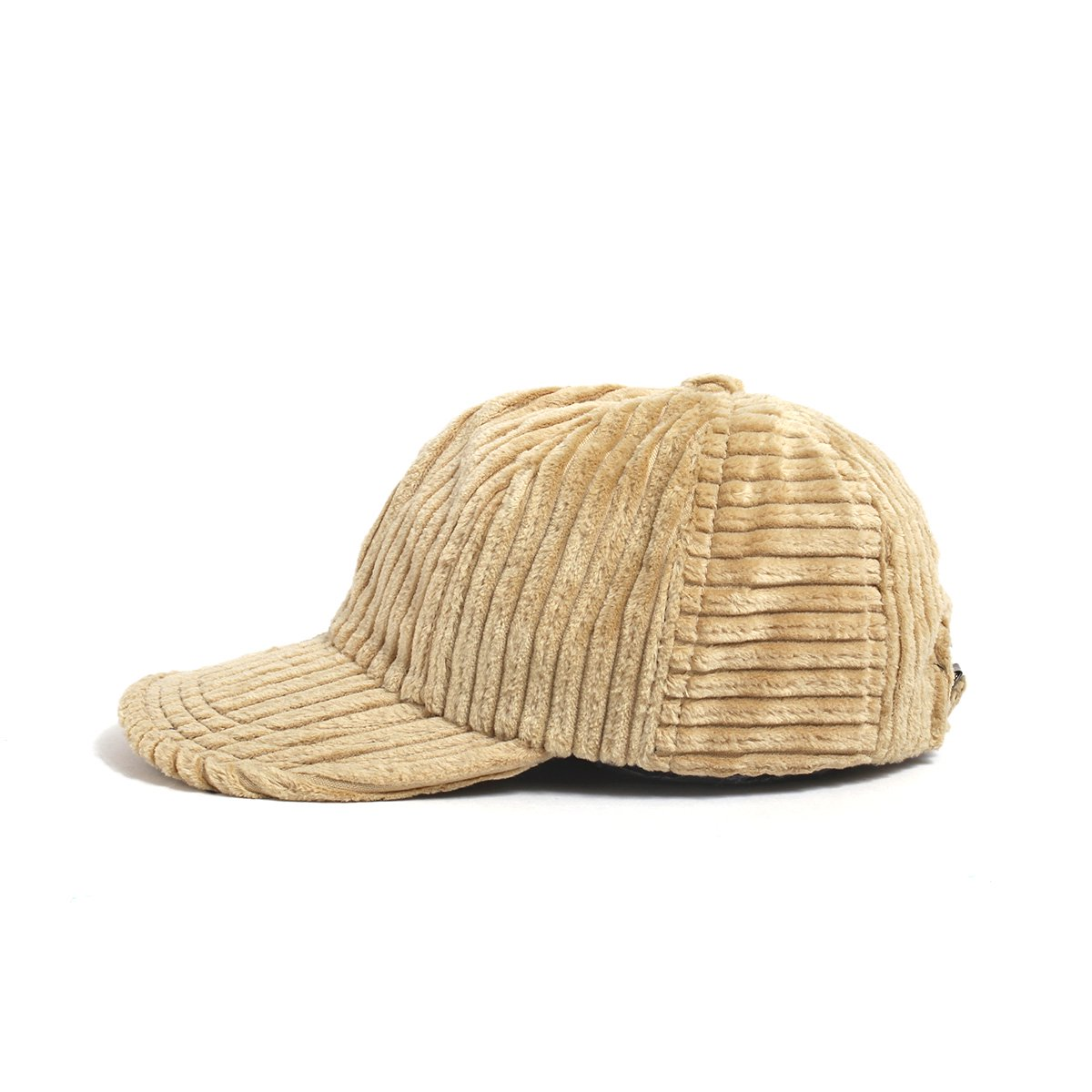WIDE CORDUROY 8PANEL CAP 詳細画像3