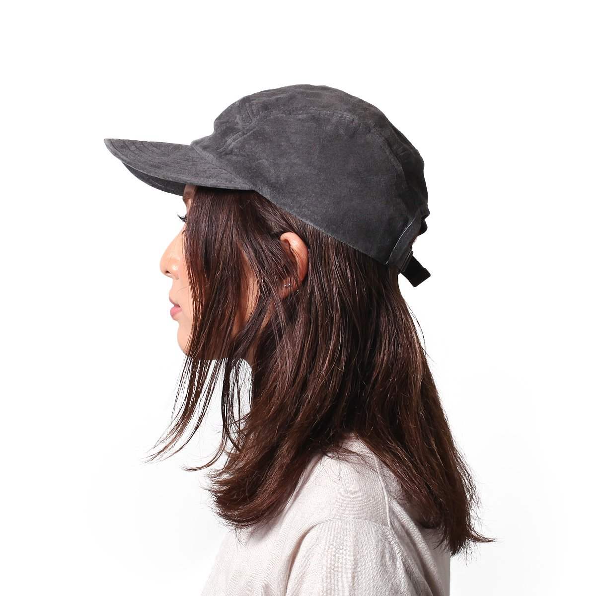 PIG SUEDE BILLS JETCAP 詳細画像10