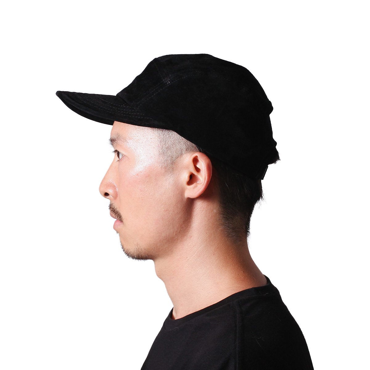 PIG SUEDE BILLS JETCAP 詳細画像8