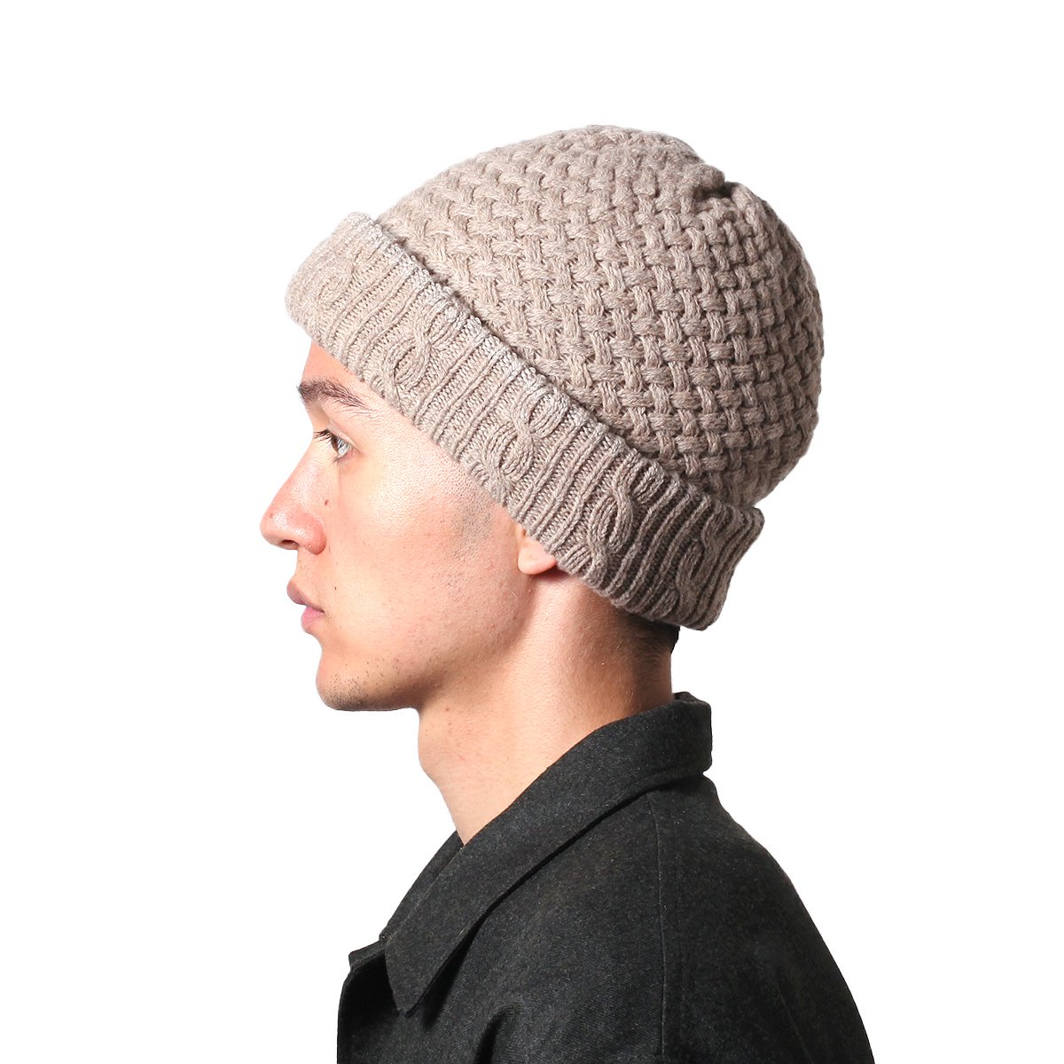 LIGHT-WEIGHT REVERSIBLE KNITCAP TYPE C 詳細画像7