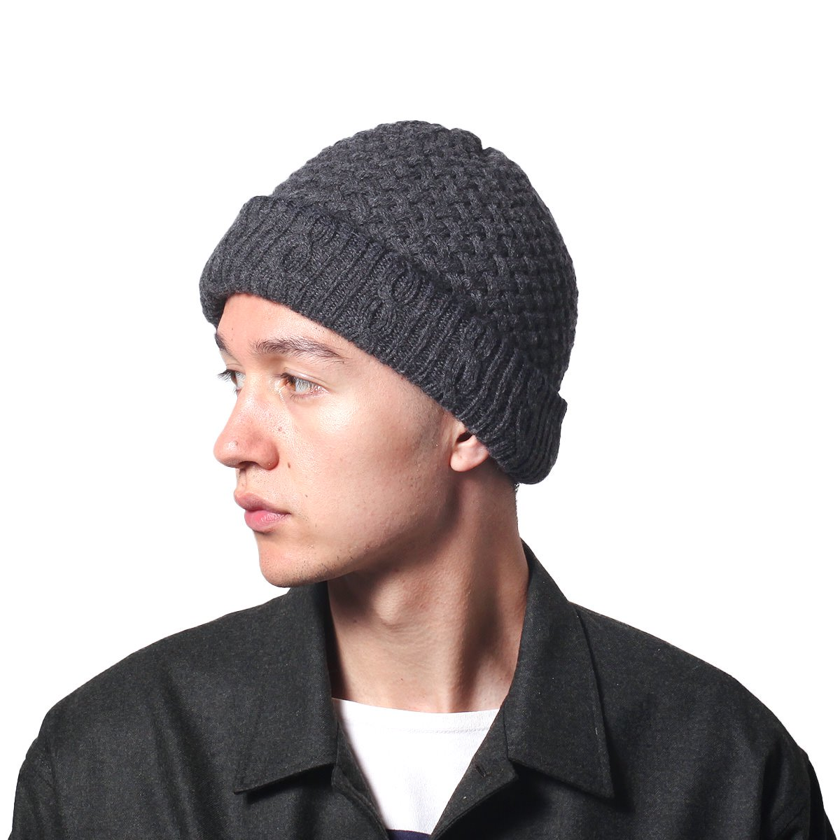 LIGHT-WEIGHT REVERSIBLE KNITCAP TYPE C 詳細画像8