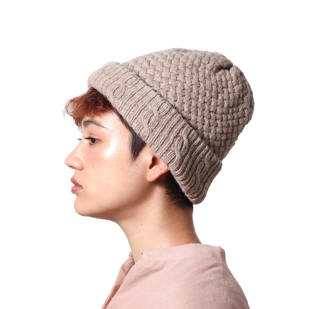 LIGHT-WEIGHT REVERSIBLE KNITCAP TYPE C 詳細画像9