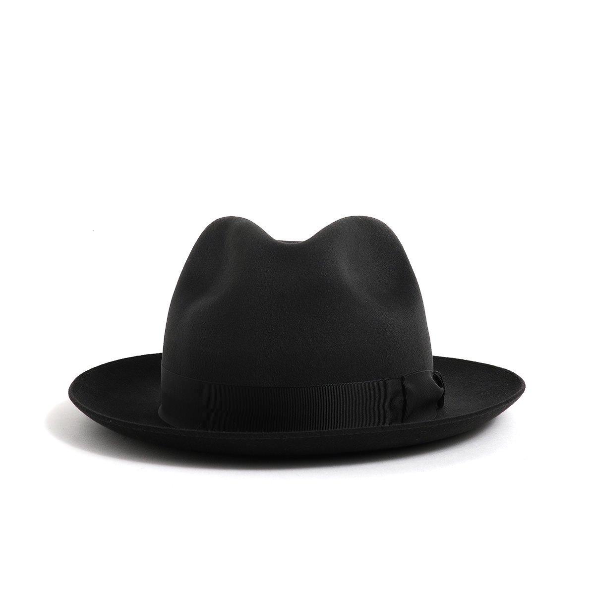 Rohw master product by Tesi AVAN FUR FELT HAT 詳細画像2