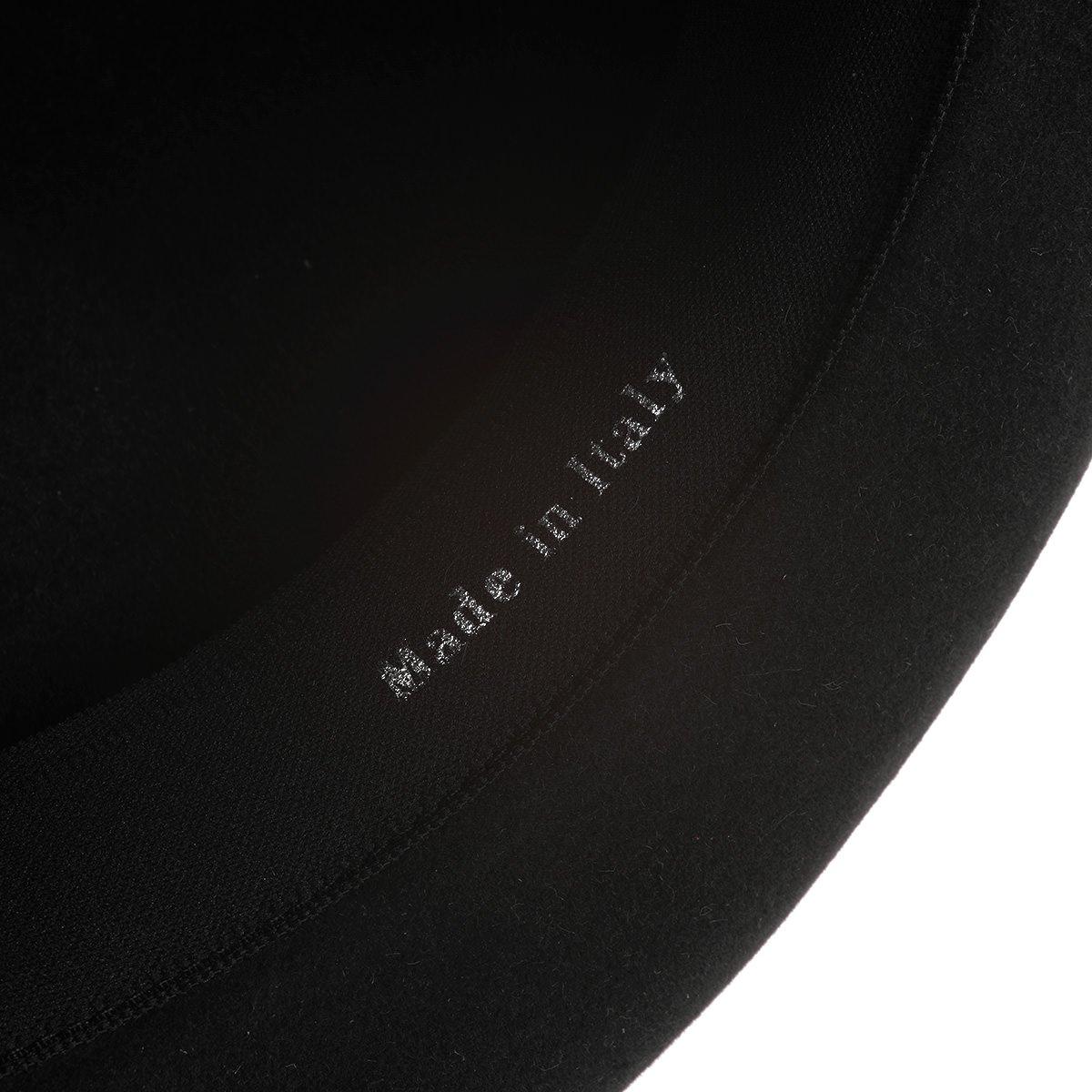 Rohw master product by Tesi AVAN FUR FELT HAT 詳細画像4